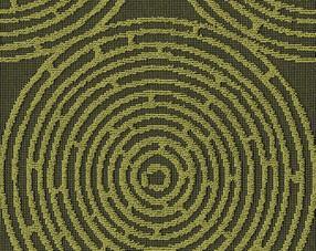 Carpets - Vulcano 600 Econyl sd ap 190 - OBJC-VULCANO - 0635 Lemon Grass