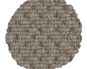 Carpets - Natural Loop - Bouclé 6 mm ab 100 366 400 457 500 - WEST-NLBOUCLE - Tallow