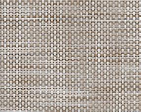 Woven vinyl - Fitnice Wicker 75x25 cm vnl 3,3 mm-ll  - VE-WICKER75-25LL - Tan