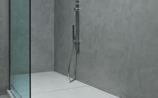Cement screeds - Microtopping stěrka - 1530 - Smoke