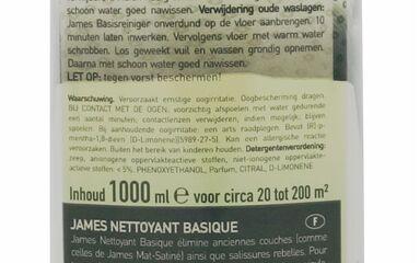 Čisticí prostředky - James Basic Cleaner 1000 ml - JMS-3301
