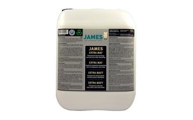 Čisticí prostředky - James Extra Matt 10 l - JMS-3209