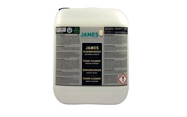 Čisticí prostředky - James Floor Cleaner Protect & Restore 10 l - JMS-3322 - James Floor Cleaner Protect & Restore 10 lt