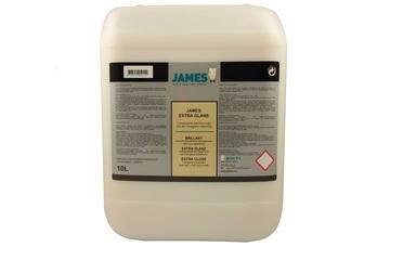 Čisticí prostředky - James Extra Gloss 10 l - JMS-3202