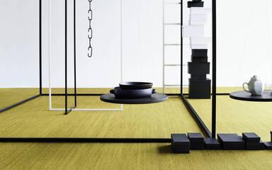 Carpets - Pulse 800 ab 400 - OBJC-PULSE - 0802 Olive