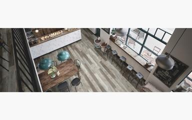 Vinyl - Expona Design 3 mm-0.7 pur - OBF-EXPDES3 - 6146 Silvered Driftwood