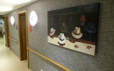 Tkaný vinyl - Panama Wall pp 0,59 mm 100 - VE-PANAWALL - Trigo