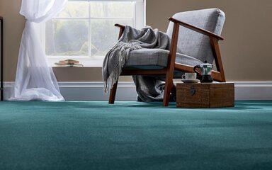 Carpets - Ultima Twist - Penultima 5,5 mm ab 100 366 400 457 500 - WEST-UTPENULT - Bluebird