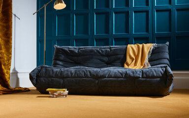 Carpets - Westend Velvet - Westend 9 mm ab 100 366 400 457 500 - WEST-WVWESTEND - Greenfinch