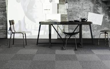 Carpets - at-Web Pix 400 50x50 cm - OBJC-WEBPIX50 - 0401 Kohle