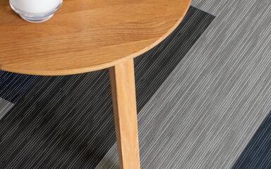 Woven vinyl - Fitnice Chroma 30,7-H54 vnl 2,7 mm Hexagon - VE-CHROMAHEXA - Golden Beach-Terroir
