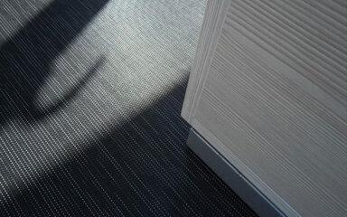 Woven vinyl - Fitnice Pobo 50x50 cm vnl 3,45 mm-ll  - VE-POBO50LL - Tarmac