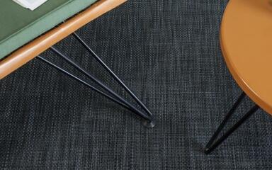 Woven vinyl - Fitnice Wicker 50x50x70,7 cm vnl 2,6 mm Triangle  - VE-WICKERTR70 - Jump