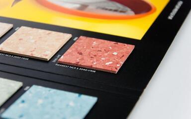 Vinyl - Polyflor Prestige PUR 2 mm 200 - OBF-PREST2 - 1600