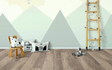 Vinyl - Living+ 2 mm-0.3 PUR - OBF-LIVING - 8001 White Washed Wood