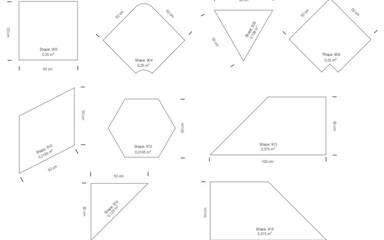 Tkané koberce - Wrong Weave TEXtiles 913 - FLE-SEBWRTT913 - T850001240