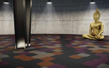 Woven carpets - Wrong Weave TEXtiles 916 - FLE-SEBWRTT916 - T850001390