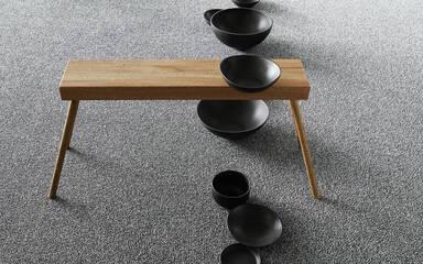 Koberce - Bowlloop 900 ab 400 - OBJC-BOWLLOOP - 0951 Granit