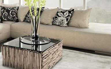 Koberce - Essence 100% Viscose 120x180 cm - ITC-ESSE120180 - 82325 Linen