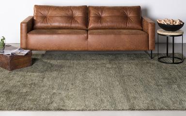 Koberce - Mateo 200x300 cm 100% Wool  - ITC-MATEO200300 - Cognac