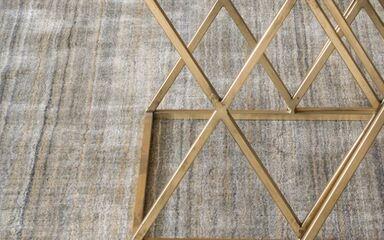 Carpets - Palermo 170x230 cm 60% Viscose 40% Wool  - ITC-PALE170230 - Deep Sea