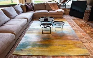 Carpets - Atlantic Monetti ltx 80x150 cm - LDP-ATLNMON80 - 9116 Hibiscus Red