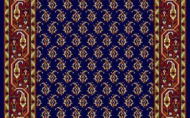 Carpets - Richelieu Jacquard 5g dd Mir 60 70 90 - LDP-RICHJACQU5G - 1181