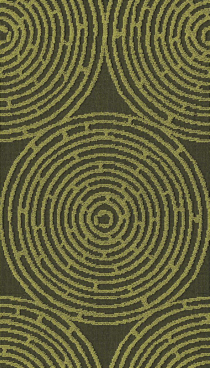 Koberce - Vulcano 600 Econyl sd ap 190 - OBJC-VULCANO - 0635 Lemon Grass
