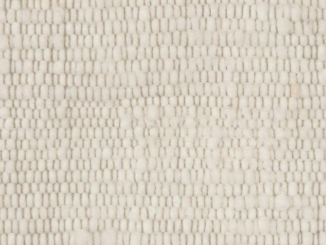 Carpets - Catania 200x300 cm 100% Wool  - ITC-CATAN200300 - 001 White