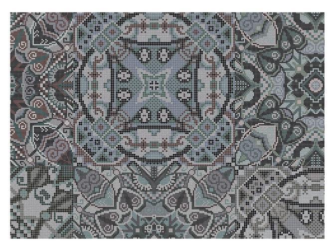 Koberce - Venice RugXstyle THB 200x300 CM - OBJC-RGX23VEN - 0221