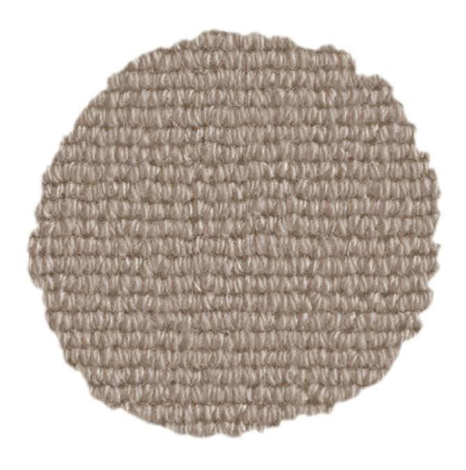 Carpets - Natural Loop - Cable 6 mm AB 100 366 400 457 500 - WEST-NLCABLE - Sandcastle