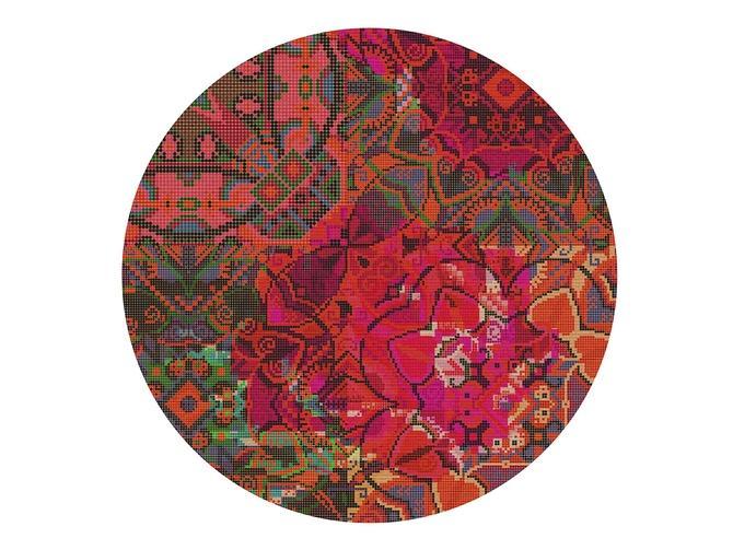 Carpets - Marrakesh RugXstyle thb d-200 cm - OBJC-RGXD2MAR - 0113