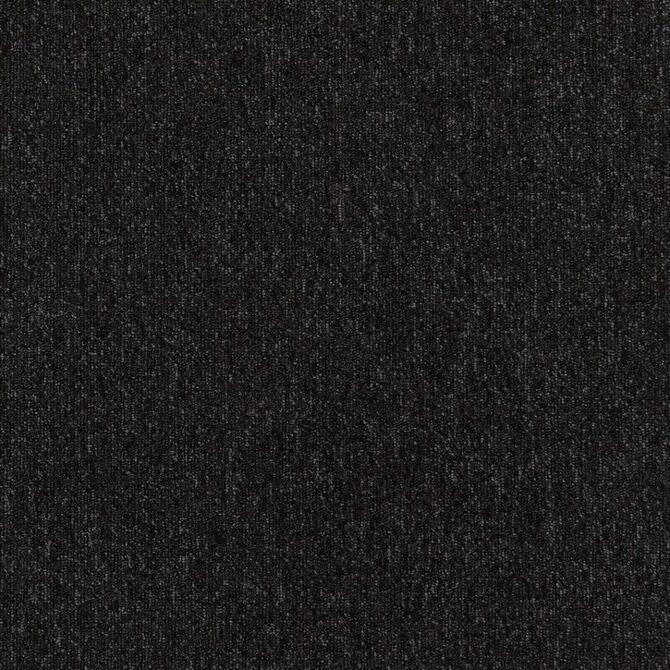 Koberce - Go To sd acc 50x50 cm - BUR-GOTO50 - 21801 Jet Black