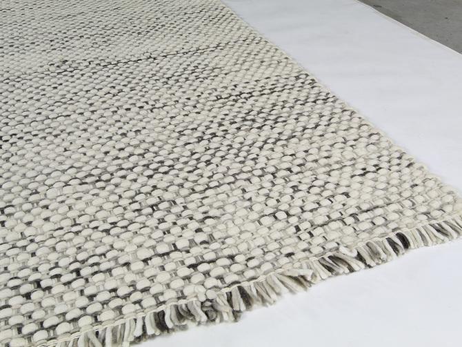 Carpets - Sunshine 170x230 cm 100% Wool  - ITC-SUNSH170230 - Grey