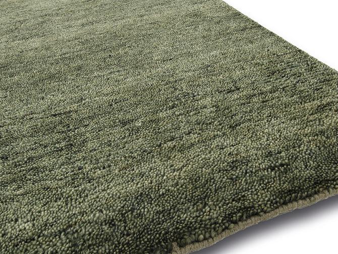 Carpets - Mateo 240x340 cm 100% Wool  - ITC-MATEO240340 - Green