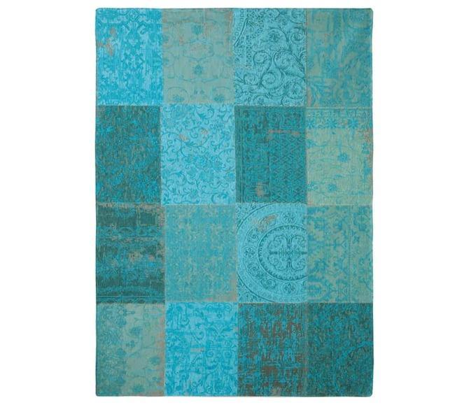 Carpets - Vintage Multi ltx 80x150 cm - LDP-VNTGMLT80 - 8015 Azur