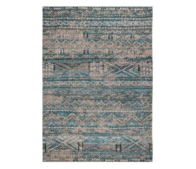Koberce - Antiquarian Kilim ltx 140x200 cm - LDP-ANTIQKLM140 - 9110 Zemmuri Blue